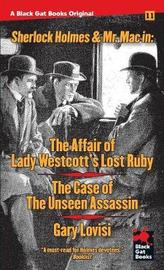 The Affair of Lady Westcott's Lost Ruby / The Case of the Unseen Assassin by Gary Lovisi