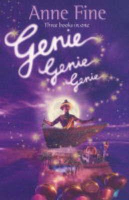 Genie Genie Genie by Anne Fine image