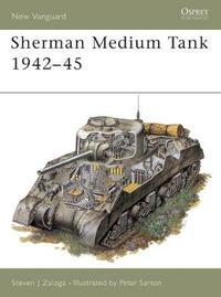 Sherman Medium Tank by Steven Zaloga image