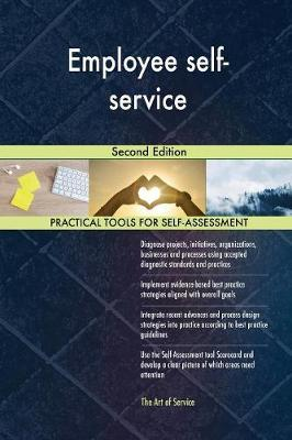 Employee Self-Service Second Edition by Gerardus Blokdyk image