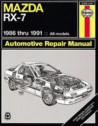 Mazda Rx-7 Rotary (86 - 91) by Mike Stubblefield