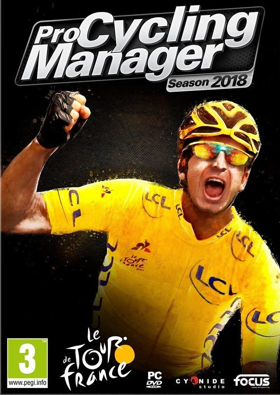Pro Cycling Manager 2018 for PC