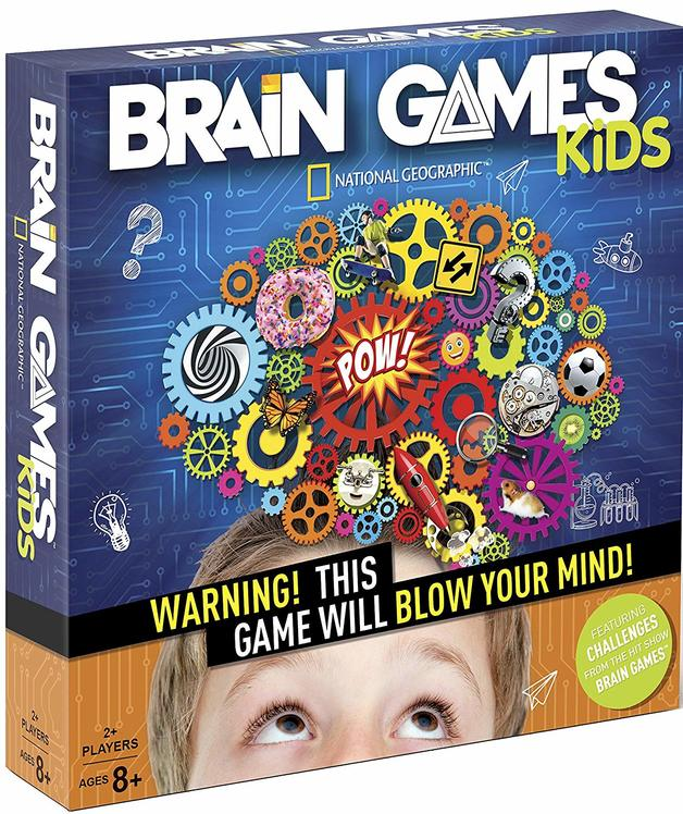 National Geographic: Brain Games Kids - Educational Game