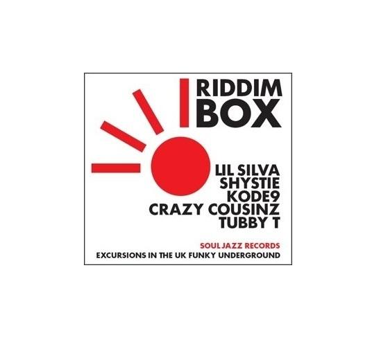 SOUL JAZZ (VINYL) - Riddim Box Vol.2 by Soul Jazz Records Presents