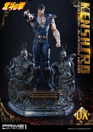 "Fist of the North Star: Kenshiro [You Are Already Dead] (Deluxe) - 27"" Premium Statue image"
