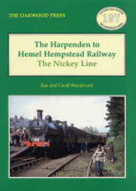 The Harpenden to Hemel Hempstead Railway by Sue Woodward