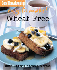 """Good Housekeeping"" 101 Easy Recipes Wheat-free by Lynda Brown image"