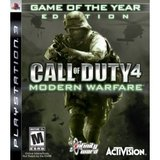 Call of Duty 4: Game of the Year Edition for PS3