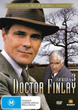 Doctor Finlay - Series 3 (2 Disc Set) on DVD