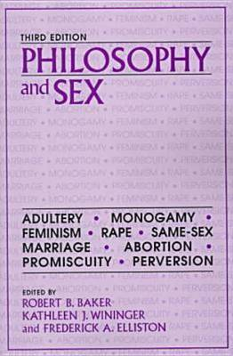 Philosophy and Sex image