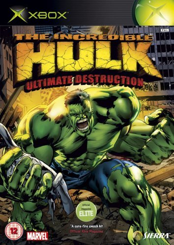 The Incredible Hulk: Ultimate Destruction for Xbox