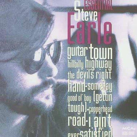 Essential Steve Earle by Steve Earle