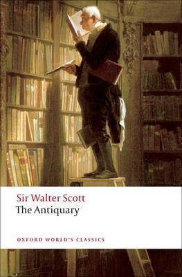 The Antiquary by Walter Scott