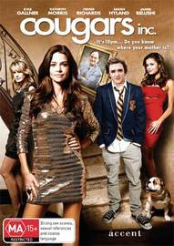 Cougars Inc on DVD