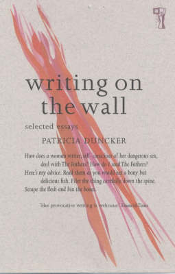 Writing on the Wall by Patricia Duncker image