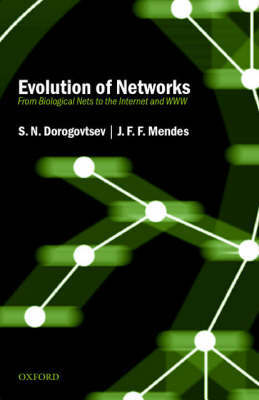 Evolution of Networks by S.N. Dorogovtsev