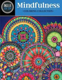 Hello Angel Mindfulness Coloring Collection by Angelea Van Dam