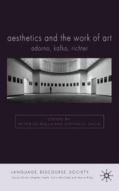 Aesthetics and The Work of Art