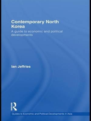 Contemporary North Korea by Ian Jeffries image