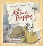 The ANZAC Puppy by Peter Millett