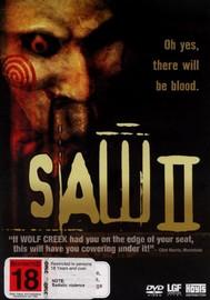 Saw II on DVD image