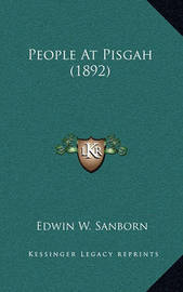 People at Pisgah (1892) by Edwin Webster Sanborn