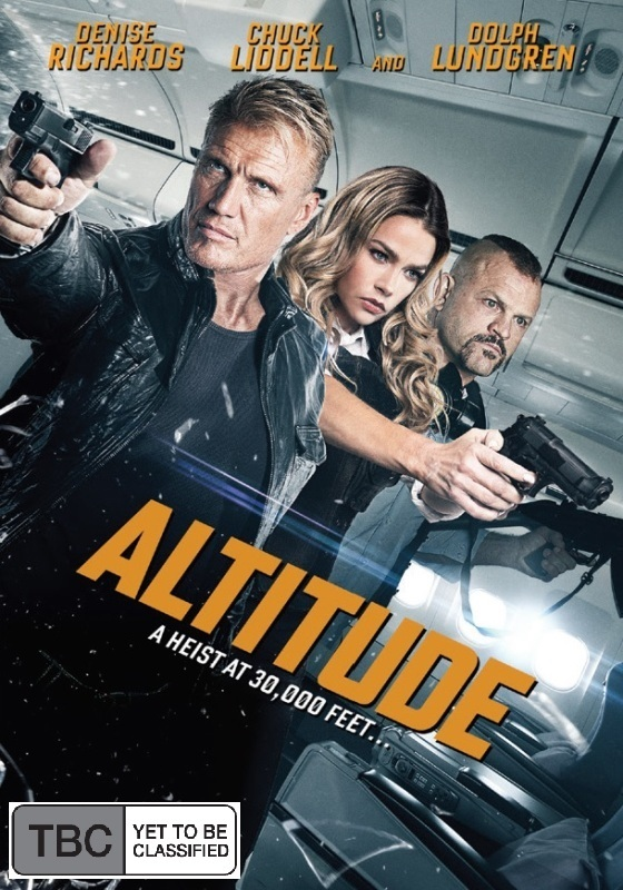 Altitude on DVD image