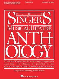 The Singer's Musical Theatre Anthology image