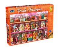 Holdson: Treats 'n Treasures S2 - Candy Counter (1000pc puzzle)
