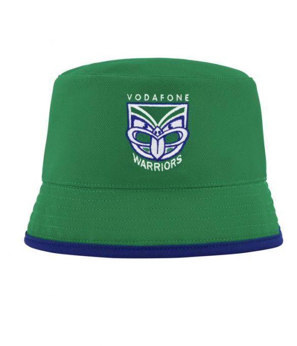 Canterbury Vodafone 2021 Warriors Reversible Bucket Hat (L/XL)