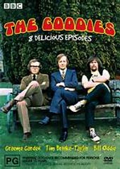 The Goodies - 8 Delicious Episodes (2 Disc Set) on DVD