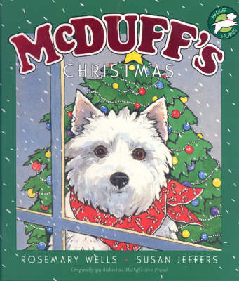 Mcduff's Christmas by Rosemary Wells image