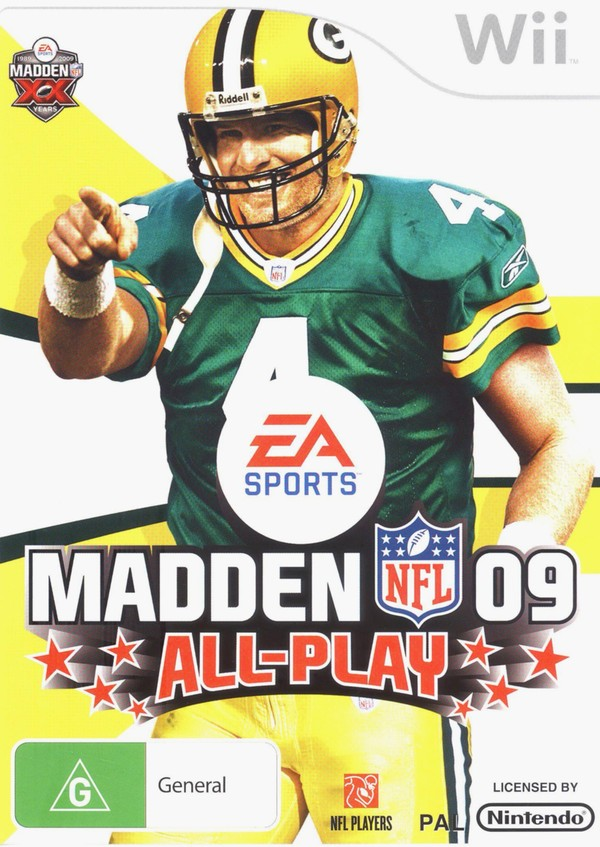 Madden NFL 09 All-Play for Wii image