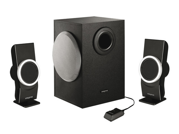 Creative Inspire M2600 2.1 Speakers