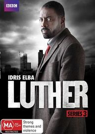 Luther - Series 3 on DVD