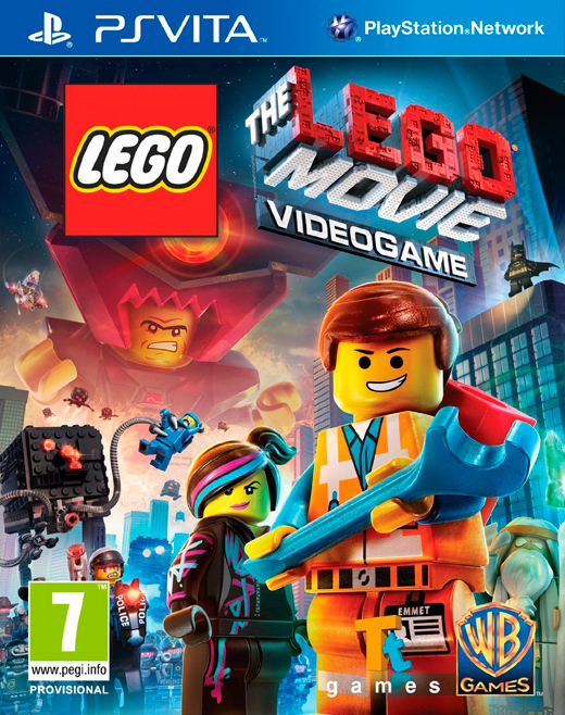 The LEGO Movie Videogame for Vita
