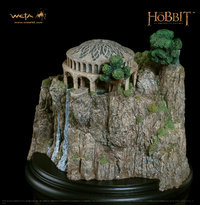 The Hobbit - White Council Chamber (Environment) image