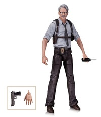 Batman Arkham Knight: James Gordon Action Figure