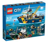 LEGO City: Deep Sea Exploration Vessel (60095)