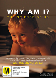Why Am I? on DVD image