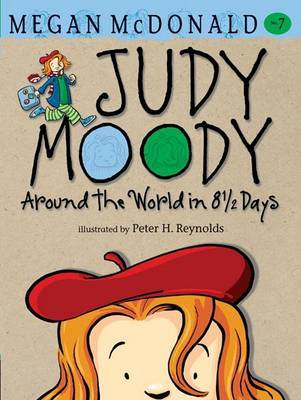 Jm Bk 7: Judy Moody Around The World In by McDonald Megan