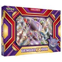 Pokémon TCG Gengar EX Box image