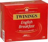 Twinings English Breakfast Tea (100 Bags)