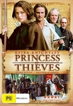 Princess of Thieves on DVD