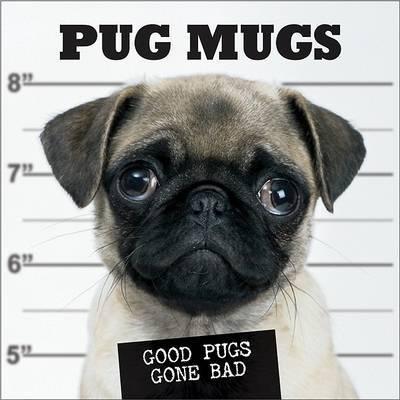 Pug Mugs by Willow Creek Press image