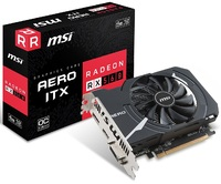 MSI Radeon RX 560 Aero 4GB Graphics Card image