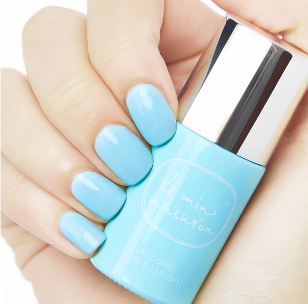 Buy Le Mini Macaron All In One Gel Manicure Kit At Mighty Ape Nz