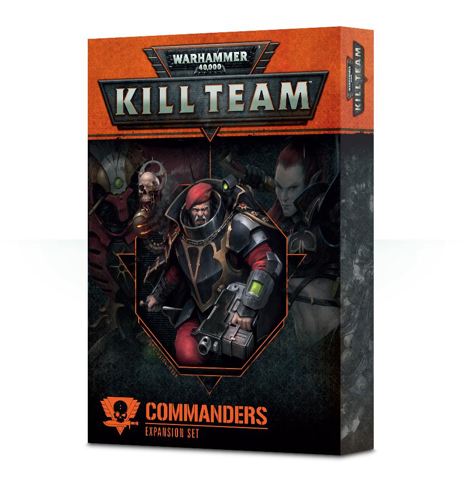 Warhammer 40,000: Kill Team Commanders image