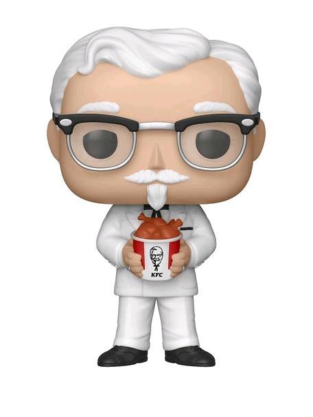 Ad Icons - KFC: Colonel Sanders Pop! Vinyl Figure image