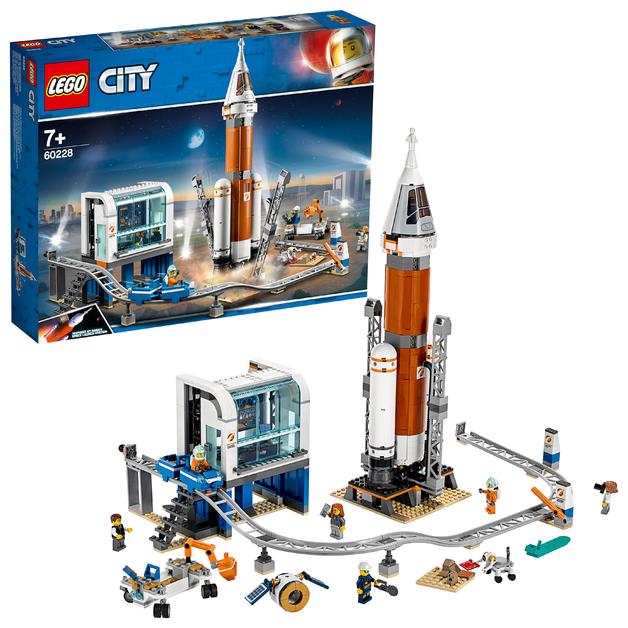 LEGO City: Deep Space Rocket & Launch Control - (60228)
